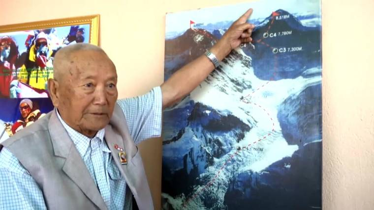 Mount Everest: Nepali Man, 85, Aims to Become Oldest Person to Climb Peak