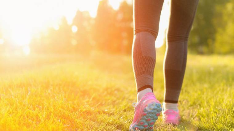 Forget yoga and boot camp, study says walking will help you live longer