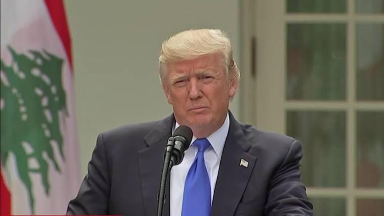 A revolt grows against President Trump