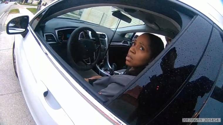 Watch Police Pull Over Florida State Attorney