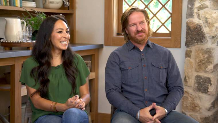 Chip And Joanna Gaines On Life Love And Their New Target Line