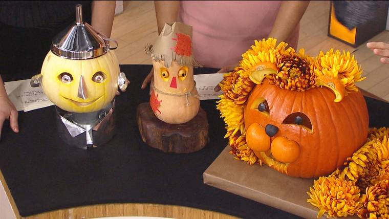 Painted pumpkin ideas 13 no,carve pumpkin decorations to try