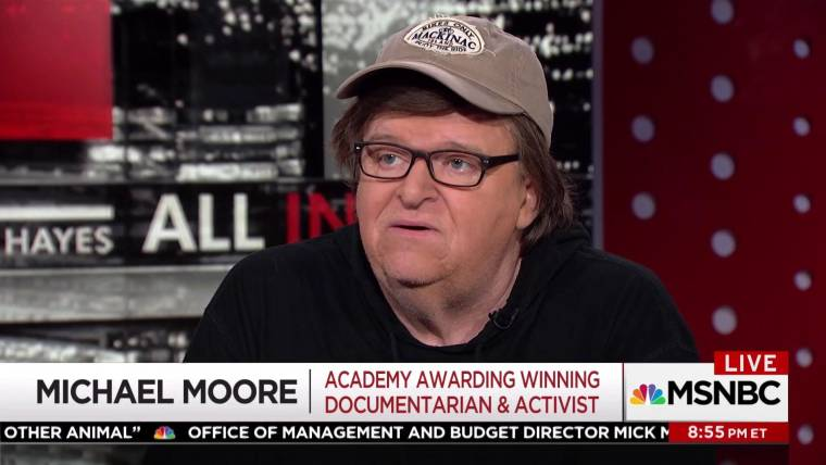 michael moore to viewers you should run for office