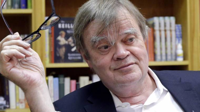 Garrison keillor says sexually suggestive emails were romantic writing garrison keillor fired amid allegations of sexual misconduct expocarfo Gallery