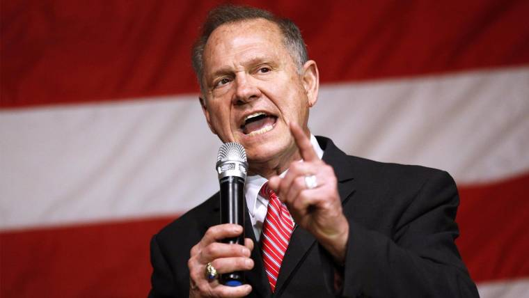 CBC chairman on Roy Moore's slavery comments: 'Appalling'