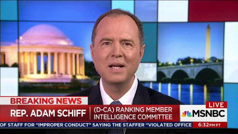 Schiff: House Intel GOP disgraceful covering for Trump
