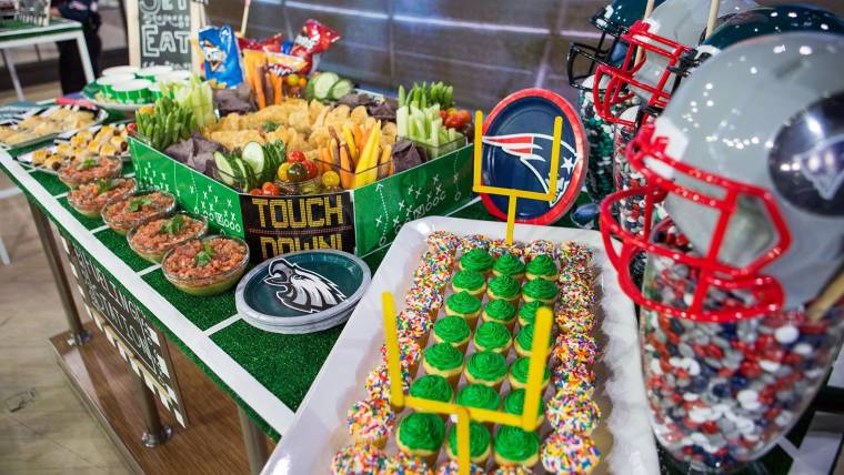 Swell The 50 Best Super Bowl Foods And Appetizers 2019 Beutiful Home Inspiration Truamahrainfo