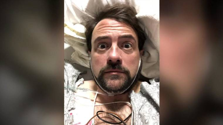 Kevin Smith Having A Heart Attack Was The Best Thing That