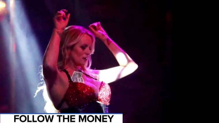 Stormy Daniels offers to pay back $130,000 for freedom to speak about Trump