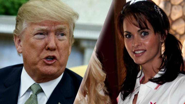 Lawyer Says Former Playboy Model Karen Mcdougal Had Sexual Relationship With Trump-8744