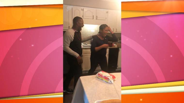 332c88db5 Watch what happened when this couple used eggs for their gender reveal
