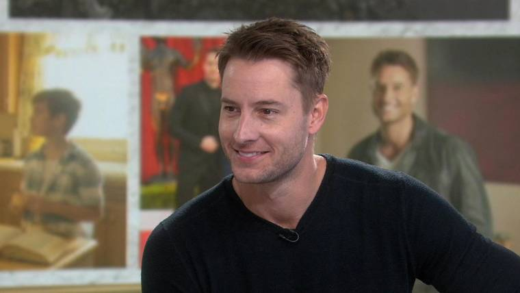 Ellen and Justin Hartley spoof 'This Is Us' with onions, and now we're crying