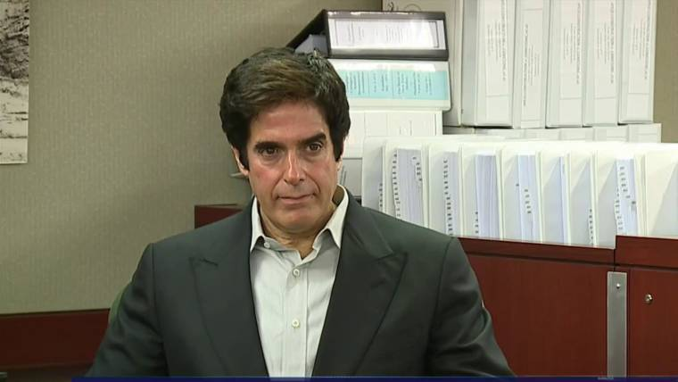 David copperfield forced to reveal secret behind illusion in las nightly news m4hsunfo