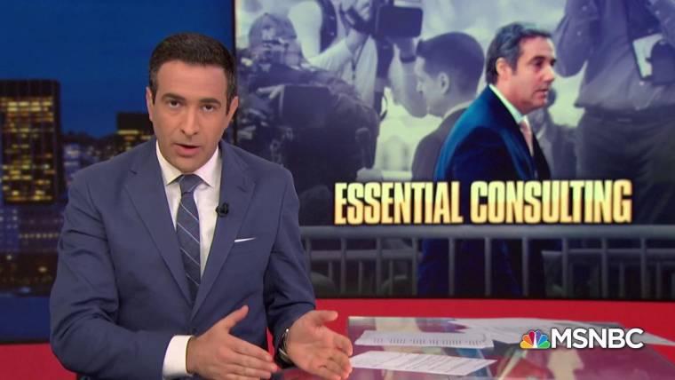 Payment revelations show Cohen at center of billion dollar deals