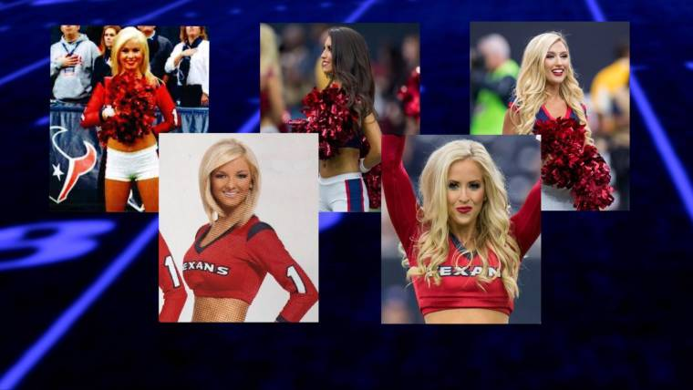5 former Houston Texans cheerleaders sue team over low pay ...