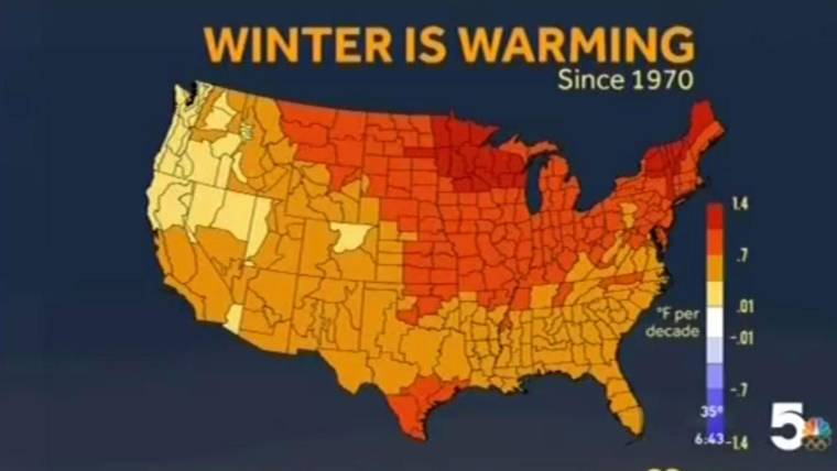 The Trump administration scrubs climate change info from ...