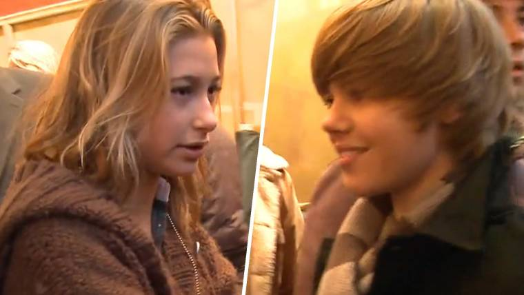 Revisit the time justin bieber and hailey baldwin first met in music m4hsunfo