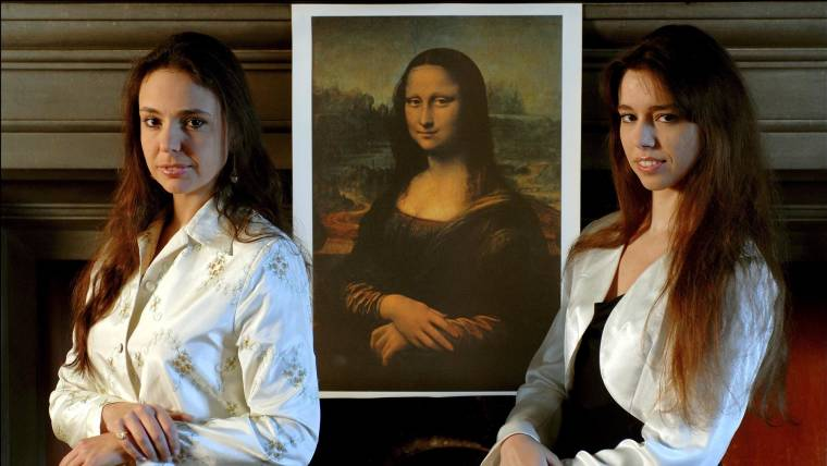 behind the smile the descendants of the real mona lisa