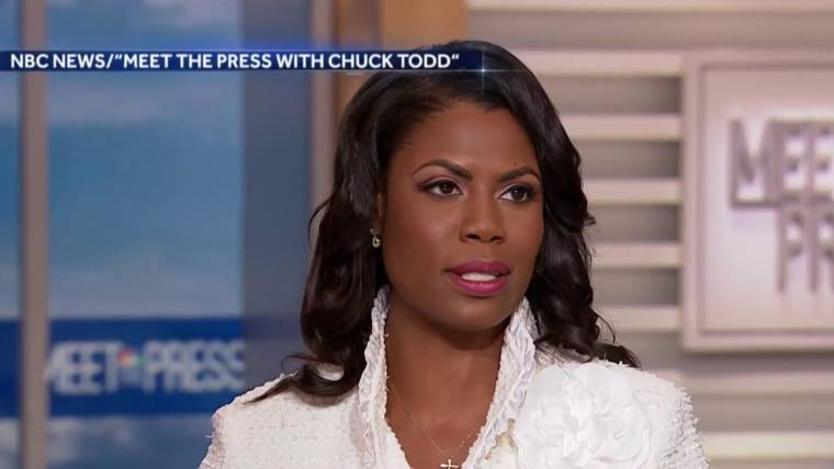 Omarosa Claims She Heard Tape Of Trump Using N Word After She Wrote Her Book