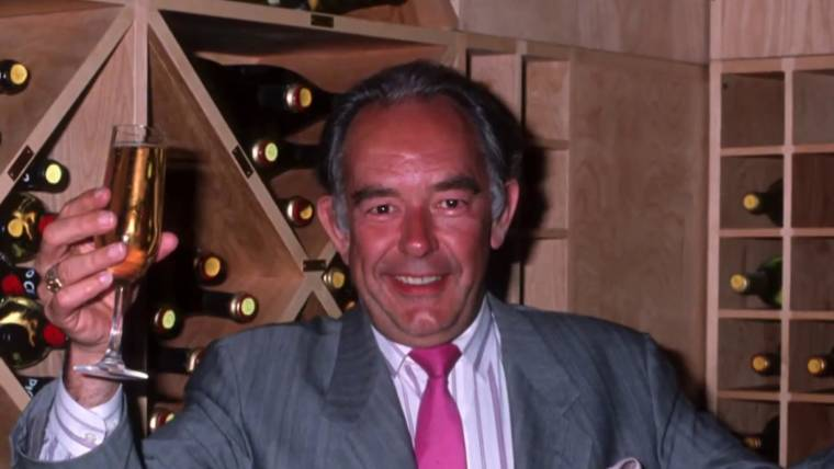 robin leach former host of lifestyles of the rich and famous