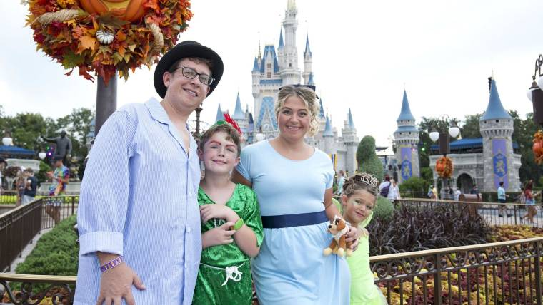 disney world offers magical halloween costume makeovers