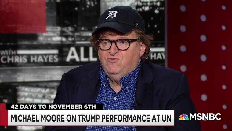 michael moore on trump kavanaugh and the scotus fight