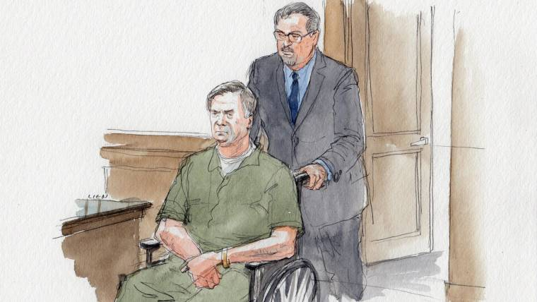 Paul Manafort shows up to court in a wheelchair, learns sentencing date