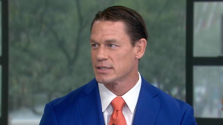 John Cena Addresses Comments About New Haircut