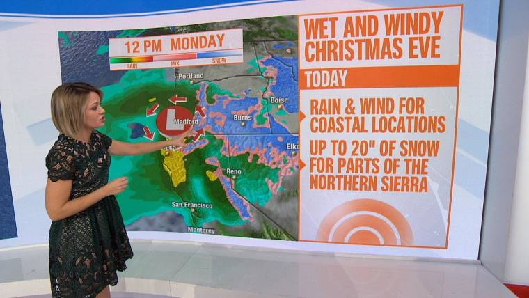 White Christmas Forecast.Snow Forecast Who S Getting A White Christmas This Year