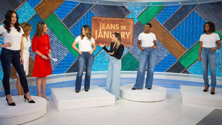 0402e6888c72fc What style of jeans are in? The top 7 denim trends of 2019