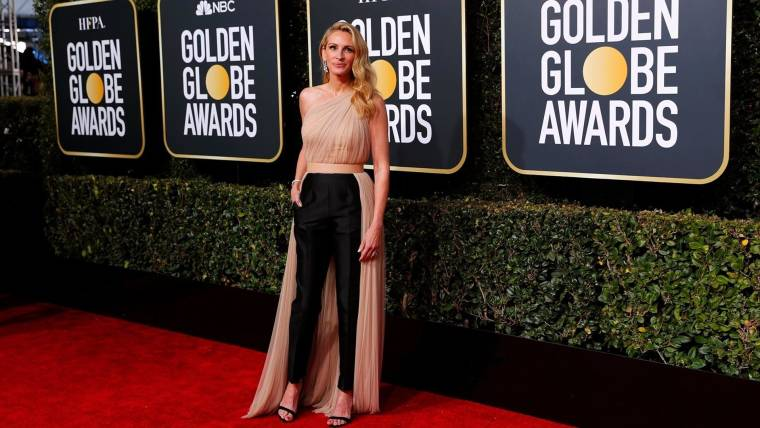 c2e8fc55e3 Golden Globes red carpet fashion: See the best-dressed stars from ...