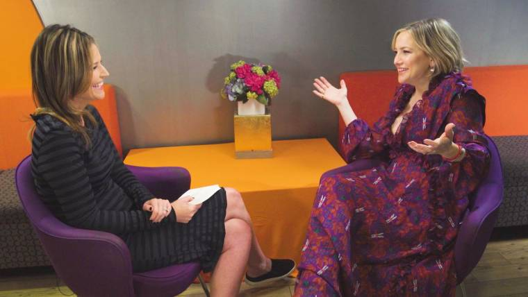 Kate Hudson discusses her parenting mistakes — and what she's learned from them