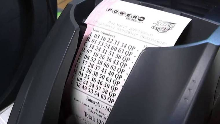 Powerball Lottery At 768 Million Winning Numbers Sold In Wisconsin
