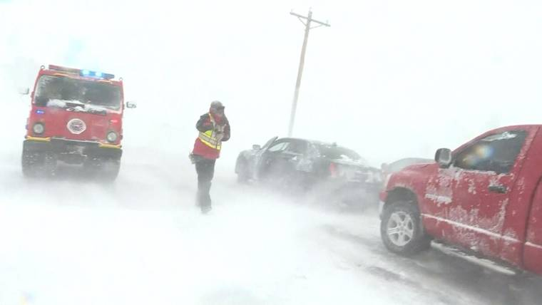 Ready for the 'bomb cyclone'? How to prevent injury while shoveling