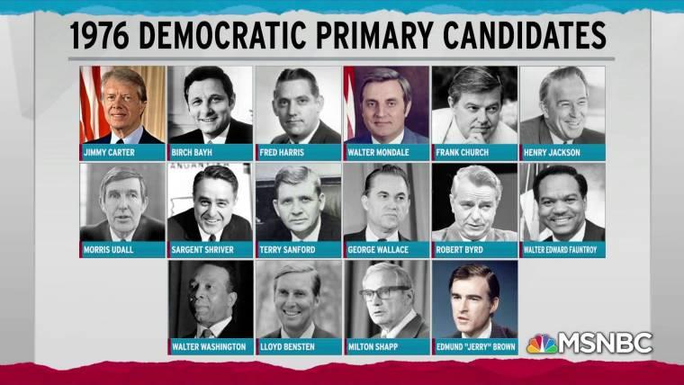 1920 Democratic Party presidential primaries