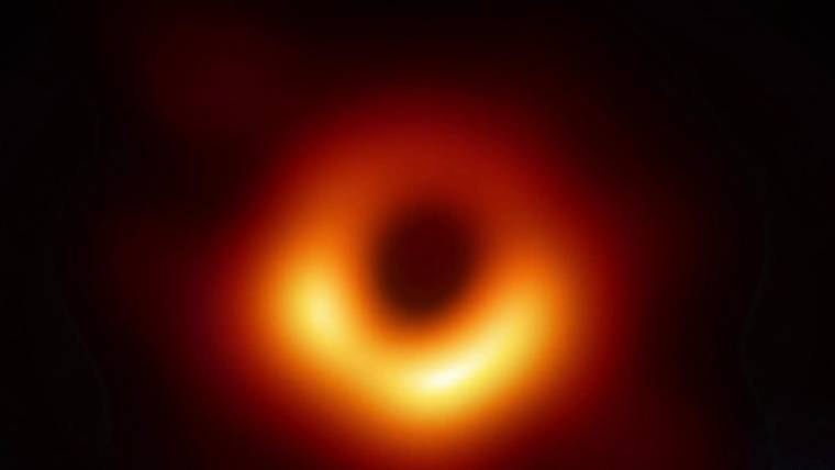 First-ever photo of a black hole reveals what had been ...