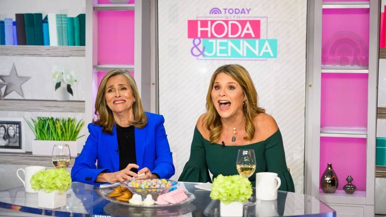 5c36bb6f230e What is menopause? Jenna Bush Hager learns about 'the change'