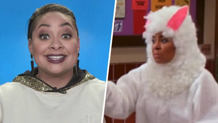 Raven-Symone weighs in on what 'That's So Raven' taught kids