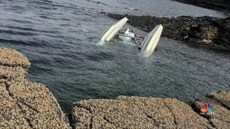 Bodies of 2 missing after Alaska float plane collision found; 6 dead in crash