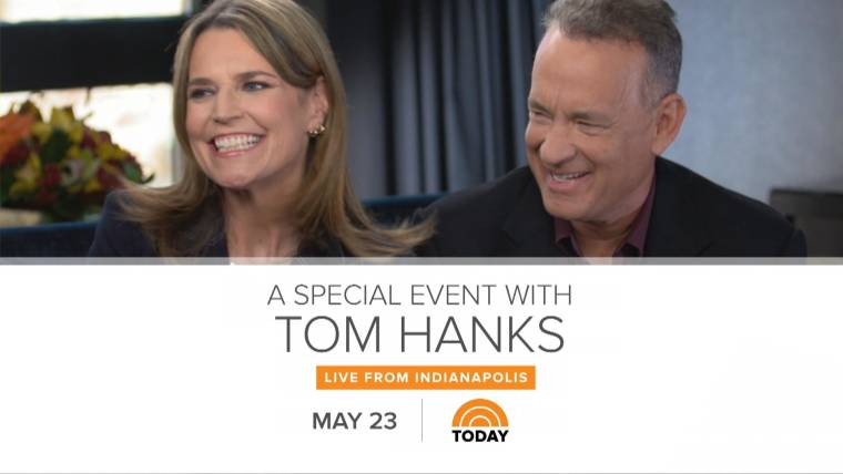 TODAY Show is teaming up with Tom Hanks to honor military caregivers