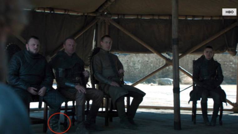 Plastic water bottles appear in 'Game of Thrones' finale after coffee cup gaffe