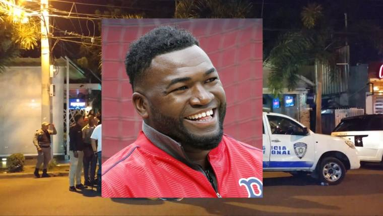 Man Held In Shooting Of Red Sox Star David Ortiz Charged As