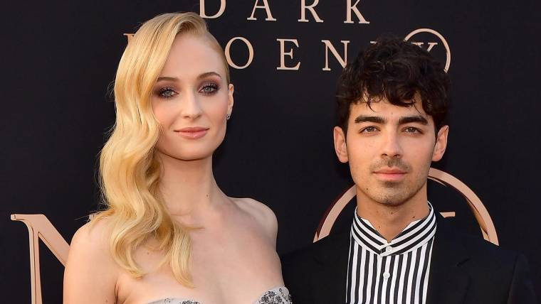 Sophie Turner Wedding.Joe Jonas And Sophie Turner Marry In 2nd Wedding Ceremony