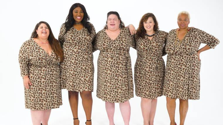 How to create a trendy animal print outfit on any body type