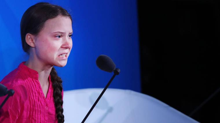 TIME Person of the Year 2019: Teen climate activist Greta Thunberg