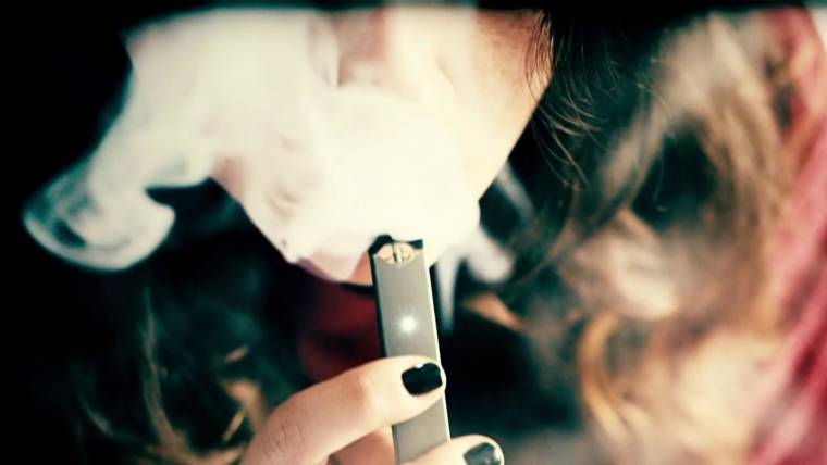 Michigan Bans Flavored E Cigarettes To Curb Youth Vaping