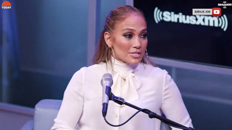 Jennifer Lopez has sweetest reaction to learning she's been nominated for a Golden Globe