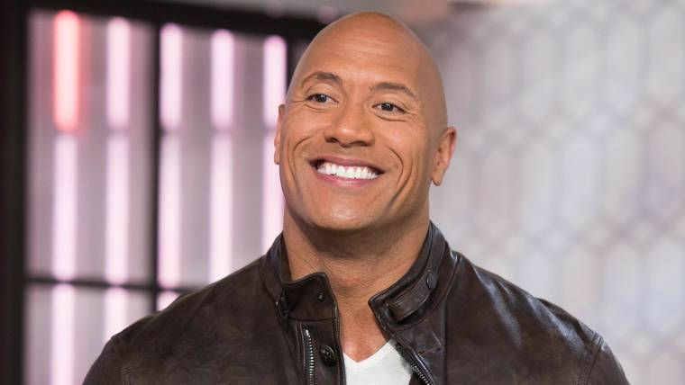 Dwayne Johnson's daughter was not impressed he was in 'Moana'