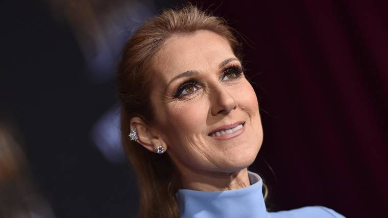 Celine Dion re-creates 'It's All Coming Back to Me Now' video