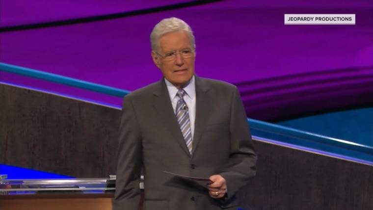 Alex Trebek surprised by 'Jeopardy!' contestant's answer